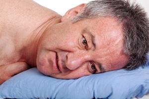 Zaburzenia snu u seniorów - najczęstsze są: bezsenność, bezdech senny, RLS i narkolepsja [© Edler von Rabenstein - Fotolia.com]