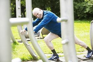 Zacznij budować mięśnie. Na to nigdy nie jest za późno [© bilderstoeckchen - Fotolia.com]