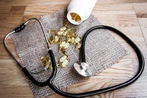 Zadbaj o swoje serce: ważna witamina D i kwasy Omega-3 [© vitylia7 - Fotolia.com]