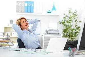 Zadbaj o zdrowie w pracy [© Kurhan - Fotolia.com]