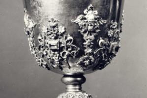 Zaginione kielichy w Muzeum Utraconym [fot. Kielich Zygmunta]