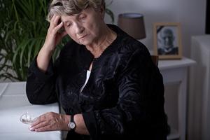 Żałoba. Jak pomóc po stracie bliskich? [© Photographee.eu - Fotolia.com]