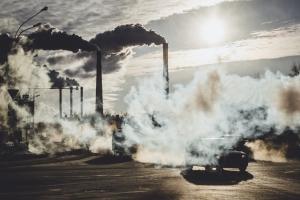 Zanieczyszczenia powietrza grożą udarem? [Fot. darksoul72 - Fotolia.com]