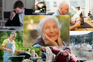 Zastosuj się do tych rad, a dożyjesz stu lat [fot. collage Senior.pl]