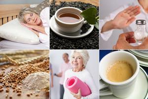 Zastosuj tych 5 rad, żeby mieć zdrowe serce [fot. collage Senior.pl, Zdrowe serce na codzień]