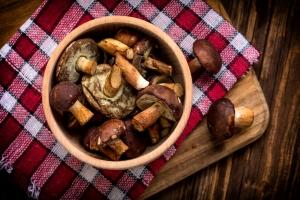 Zatrucie grzybami: objawy, diagnostyka [Fot. Arkadiusz Fajer - Fotolia.com]