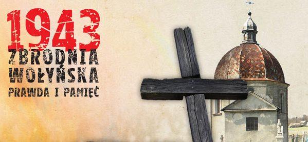 Znalezione obrazy dla zapytania Zbrodnia Wołyńska