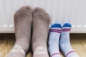 Zdrowe stopy: jakie skarpety wybrać? [Fot. Evgen - Fotolia.com]