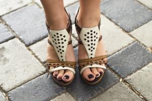 Zdrowe stopy: letnie wyzwanie [Fot. Dmitriy - Fotolia.com]