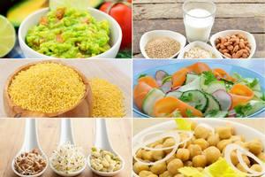 Zdrowe zamienniki w kuchni [fot. collage Senior.pl]