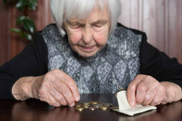 Zdrowie i dobre samopoczucie na starość: na ile liczą się pieniądze [Fot. kasto - Fotolia.com]