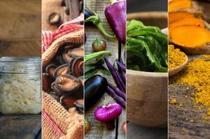 Zdrowie na talerzu: 5 superfoods na 2017 rok [fot. collage Senior.pl]