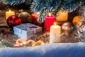 Zdrowie pod choinką: jakie prezenty kupić? [Prezent pod choinką, © olff - Fotolia.com]