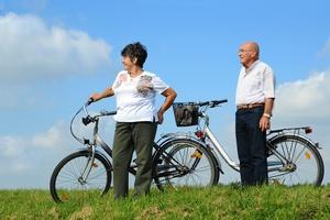 Zdrowy styl życia o połowę zmniejsza ryzyko niewydolności serca u osób starszych [© K.-U. Häßler - Fotolia.com]
