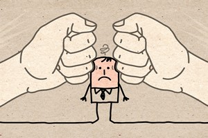 Ze stresem trzeba walczyć. Zobacz, dlaczego [© NLshop - Fotolia.com]