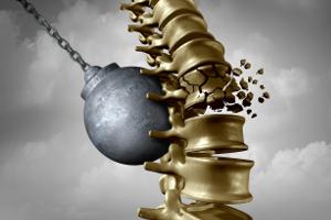Zesztywniające zapalenie stawów kręgosłupa: prawidłowa diagnoza nawet po 10 latach  [Fot. freshidea - Fotolia.com]