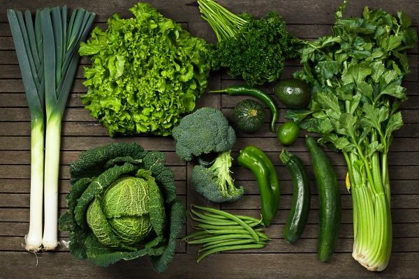 Zielone warzywa chronią wątrobę [Fot. Olivier Tabary - Fotolia.com]