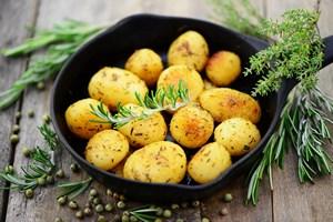 Ziemniaki zwi�kszaj� ryzyko nadci�nienia? [© photocrew - Fotolia.com]