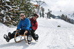 Zimowa aktywność receptą na długowieczność [© Martinan - Fotolia.com]