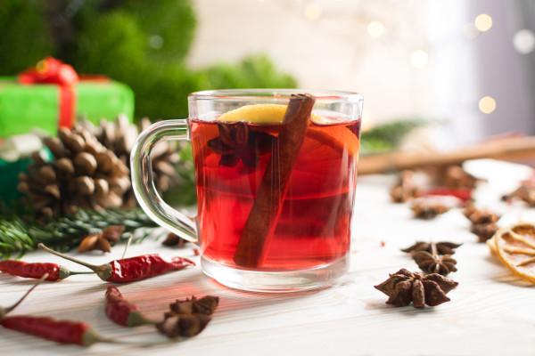 Zimowe smaki - herbata na trzy sposoby [Fot. ange1011 - Fotolia.com]