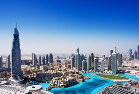 Dubaj, fot. Qtravel