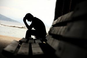 Zmagasz się z objawami depresji? Uważaj też na serce [© hikrcn - Fotolia.com]