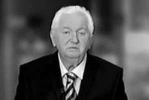 Zmarł Andrzej Turski [Andrzej Turski, fot. TVP.pl (kadr z ]
