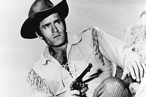 "Zmarł Clint Walker, gwiazdor ""Parszywej dwunastki"" [Clint Walker fot. Warner Bros. Television]"