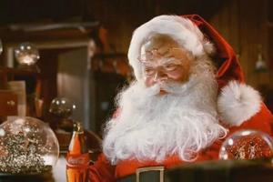 Zmarł John Moore, św. Mikołaj z reklam Coca-Coli [fot. coca-cola]