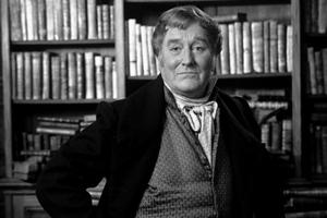 """Zmarł Robert Hardy - Kornelusz Knot z """"Harry'ego Pottera"""" [Robert Hardy fot. BBC]"""