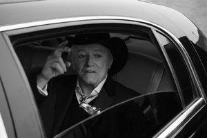 Robert Vaughn fot. Film Väst