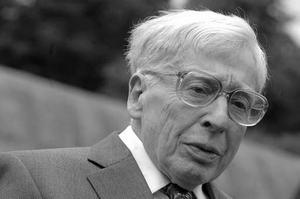 Zmarł twórca metody zapłodnienia in vitro [sir Robert Edwards, fot. Bourn Hall Clinic]