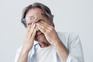 Zmęczenie w ciagu dnia oznaką choroby Alzheimera? [Fot. sebra - Fotolia.com]
