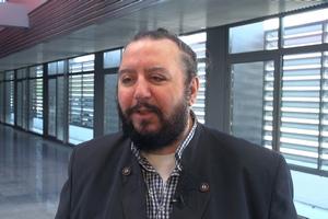 Znany aktor: chcemy dost�pu do nowoczesnych terapii cukrzycy [Dariusz Gnatowski, fot. newsrm.tv]