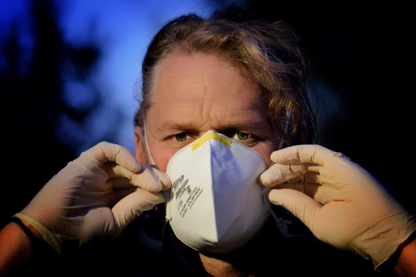 #Zostańwdomu - najlepsza strategia walki z koronawirusem? [fot. Terri Sharp z Pixabay]