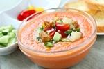 Zupa gazpacho obniża ciśnienie krwi [© uckyo - Fotolia.com]