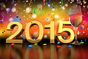 �yczenia Noworoczne 2015 [© marog-pixcells - Fotolia.com]