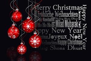 Życzenia świąteczne w różnych językach [© WavebreakMediaMicro - Fotolia.com]