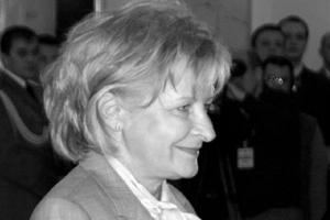 Zyta Gilowska nie żyje [Zyta Gilowska, fot. Julo, GFDL 1.2, Wikimedia Commons]