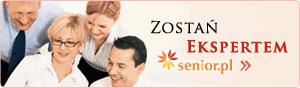 Zostań EKSPERTEM Senior.pl