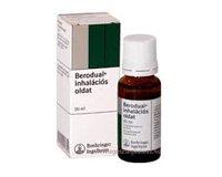Berodual roztwór do nebulizacji (0 5 mg + 0 25 mg)/ml