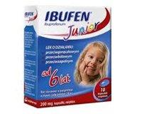 Ibufen Junior kapsułki miękkie 200 mg