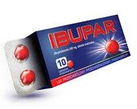 Ibupar tabletki powlekane 200 mg