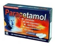 Paracetamol Aflofarm tabletki 500 mg