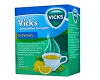 Vicks SymptoMed proszek do sporządzania roztworu doustnego 500 mg + 200 mg + 10 mg