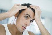 Łysienie - wypadanie włosów